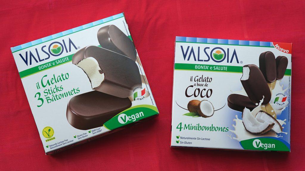 Valsoisa vegan 'magnums'