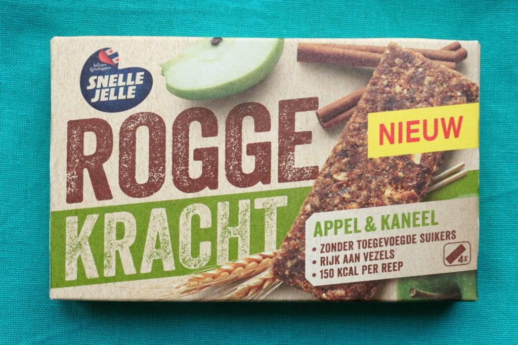 Snelle Jelle Roggekracht, vegan