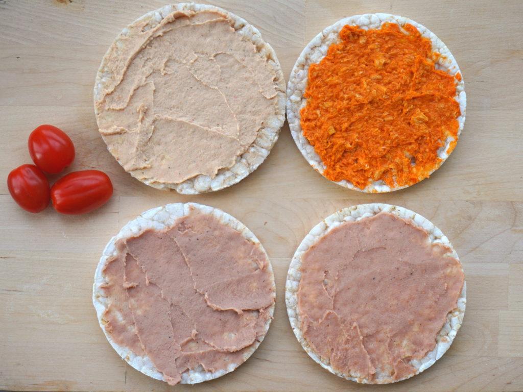 Kips vegan worst en paté