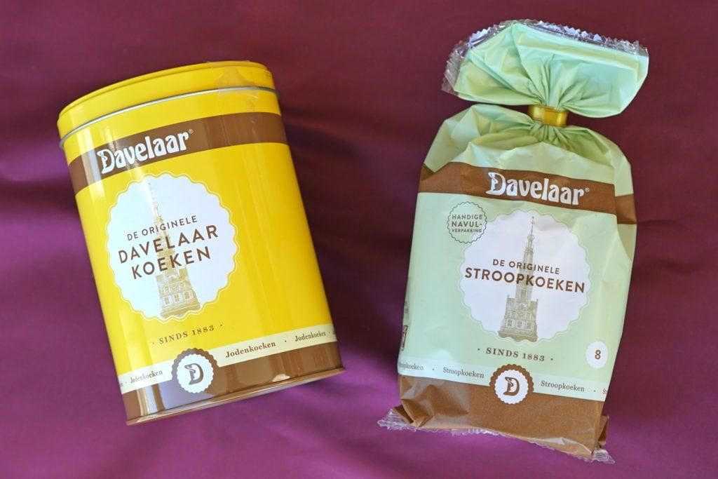 Davelaar vegan koeken stroopkoeken