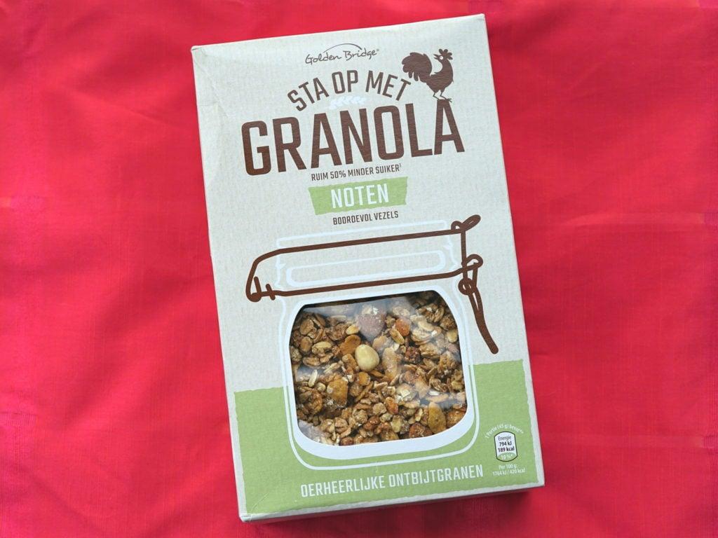 Aldi vegan granola cruesli