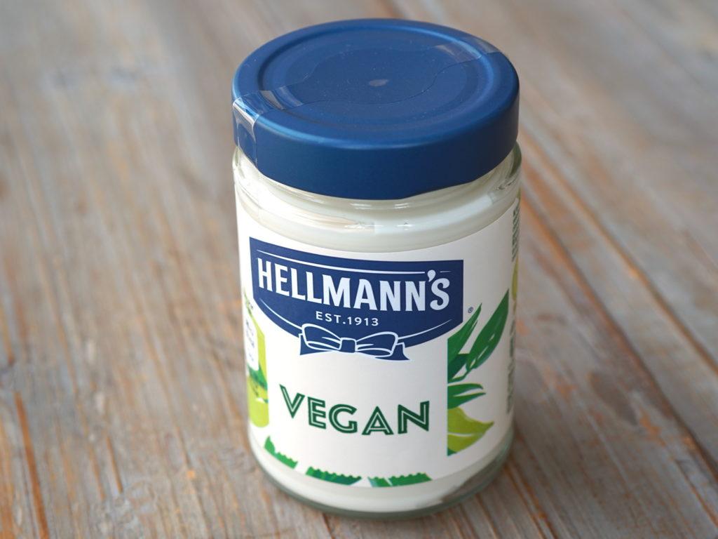 Hellmann's vegan mayonaise