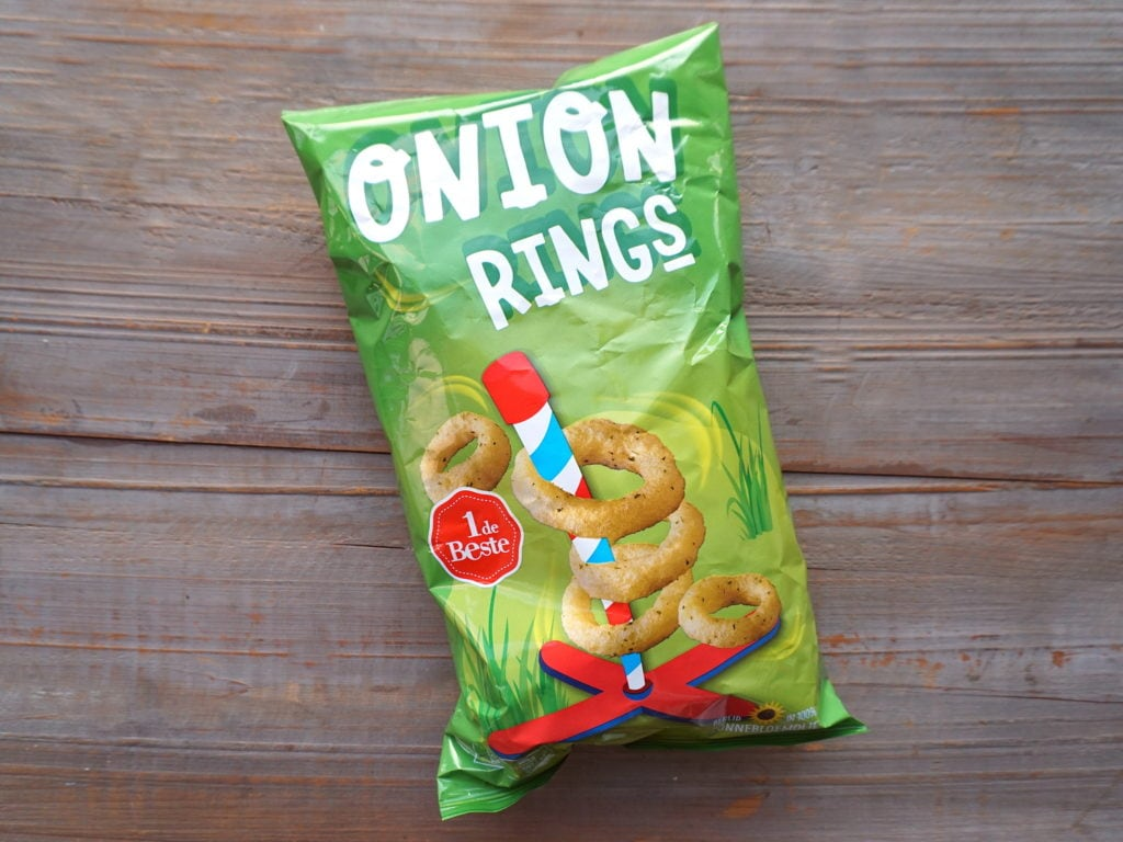 1debeste onion rings chips vegan