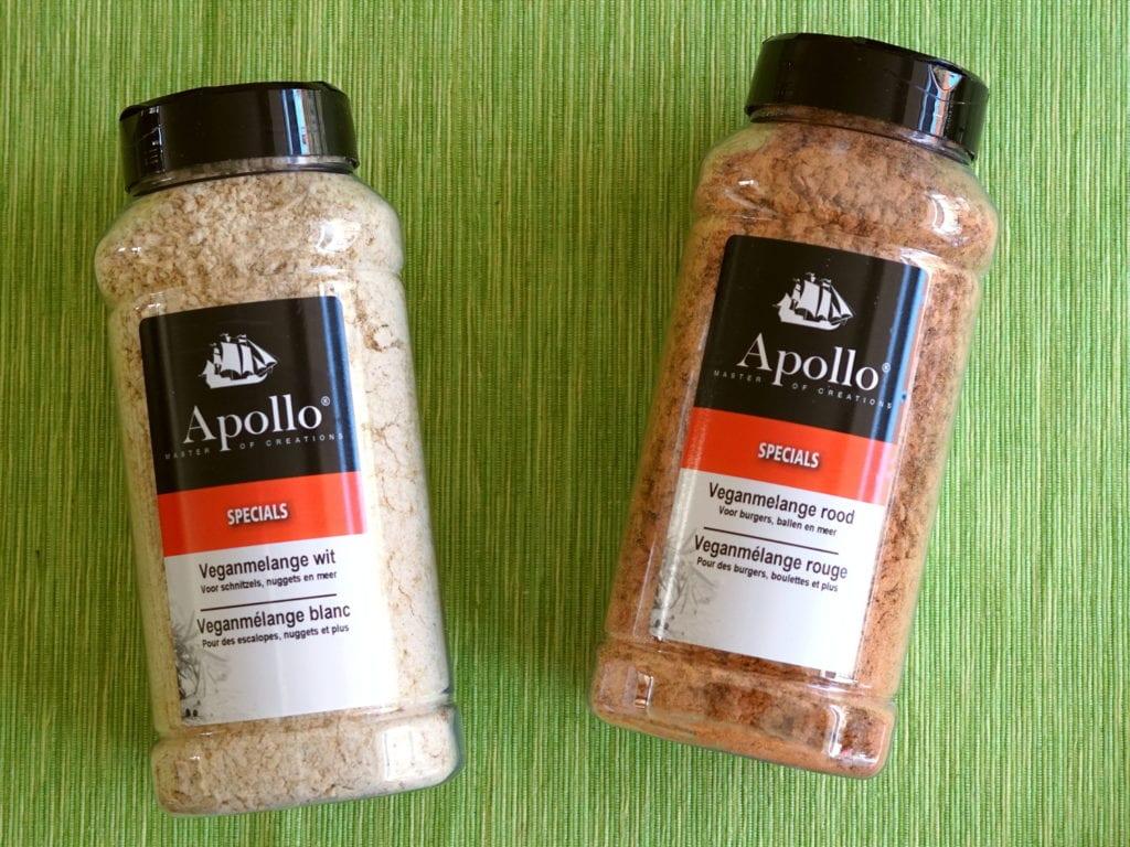 Apollo vegan melange gehaktmix rood wit