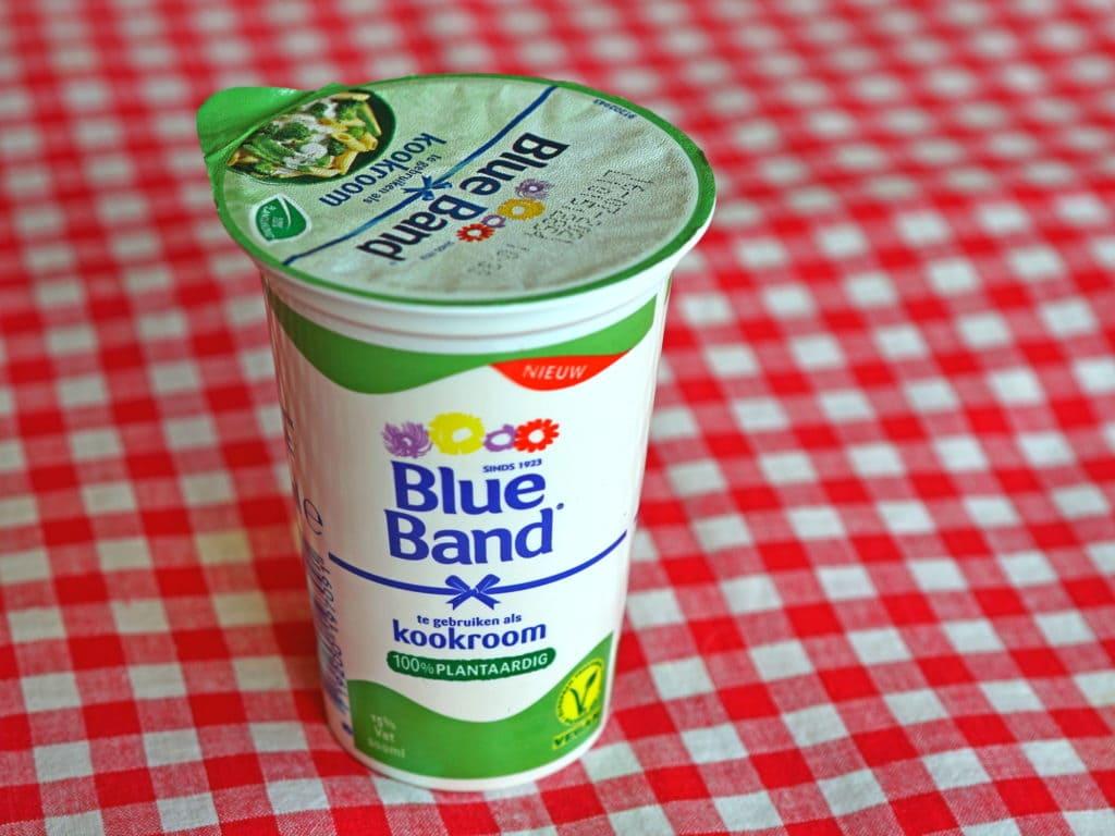 Blue band plantaardig vegan kookroom